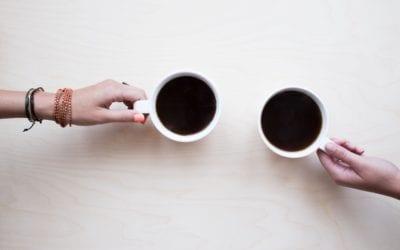Social-Distance Coffee Dates