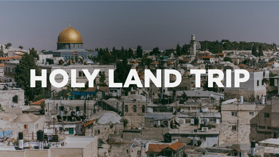 Trip to Israel